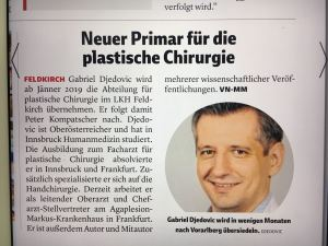Presse Dje Prima LKHFK